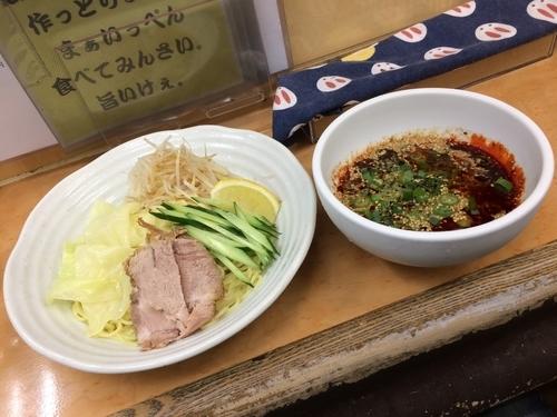 「広島つけ麺」@廣島中華そば 兎 上尾店の写真