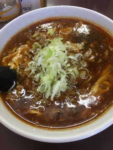 「酸辣麺」@ふぢのの写真