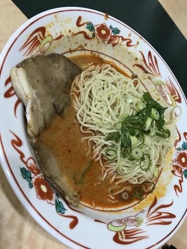 「汁無坦々麺」@大王の写真