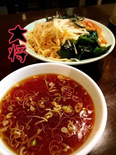 「じゃぶ麺¥600」@ラーメン大将の写真