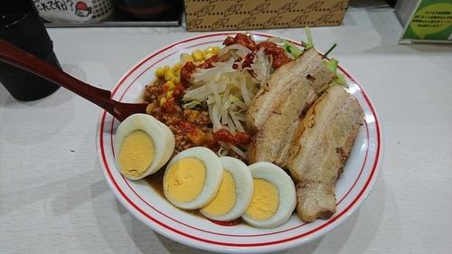 「辛し酢ミソジャージャー麺¥880」@蒙古タンメン 中本 上板橋本店の写真