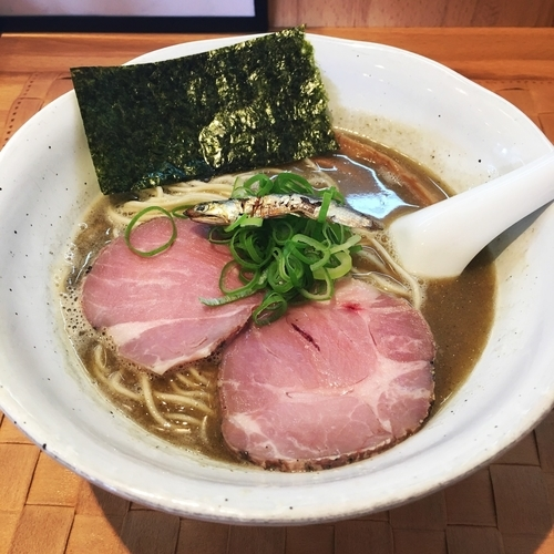 「京にぼ」@自家製麺 のぼるの写真