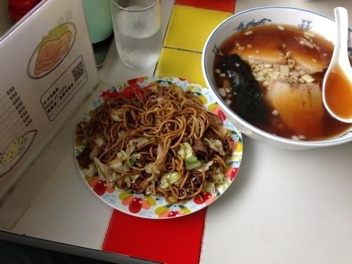 「ラーメン」@いずみ食堂の写真