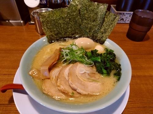 「特豚骨醤油(並盛・150g)950円」@富意家の写真