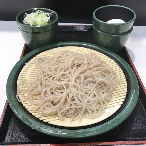 「もりたま(¥320)※」@ゆで太郎 三田3丁目店の写真
