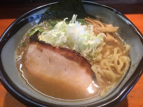 「熟成ラーメン750円」@麺や 虎ノ道の写真