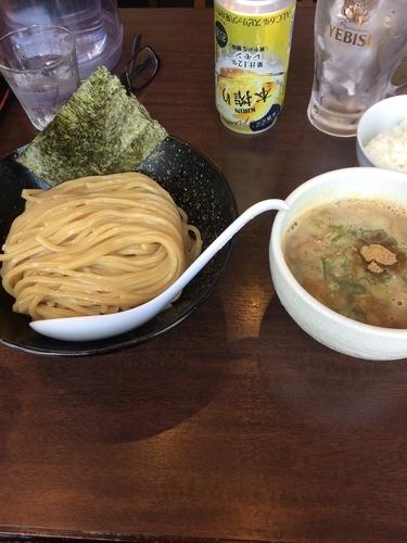 「つけ麺」@らーめん 銀杏 松戸店の写真