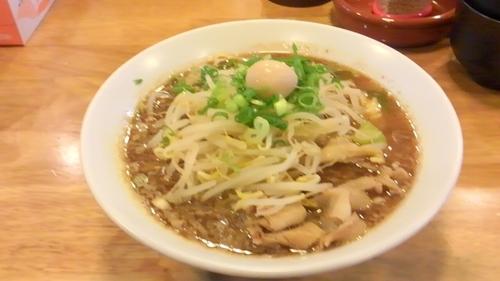 「さんま醤油」@らーめん ふじもとの写真