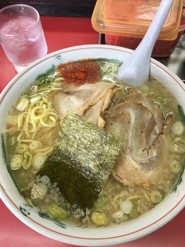 「中華麺」@MURAYAMAホープ軒 本店の写真