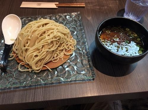 「ざるつけ麺(830円)」@柳麺 呉田-goden-の写真