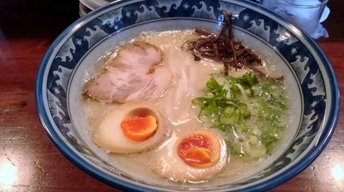 「とんこつラーメン」@麺屋 大輔の写真