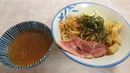「油そば 700円」@麺屋お浦の写真
