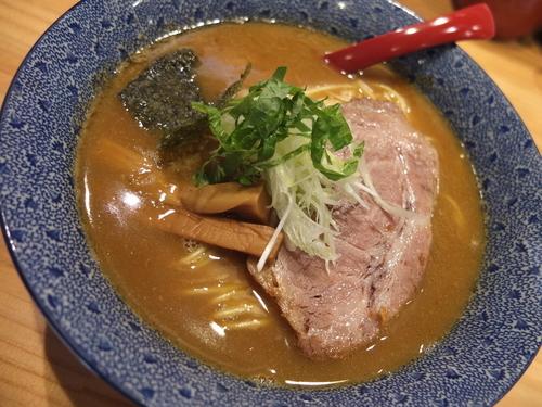 「らあめん」@中華蕎麦 つけ麺 五味五香の写真