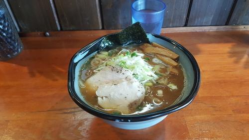 「熟成ラーメン」@麺や 虎ノ道の写真