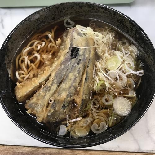 「なす天(¥380)」@大和屋の写真
