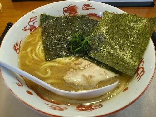 「らーめん 中盛(1.5玉)」@麺家 いわいの写真