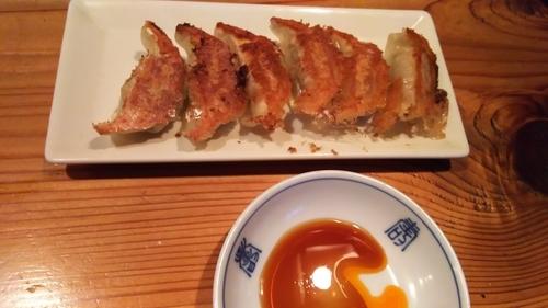 「餃子」@信州らーめん味噌八の写真
