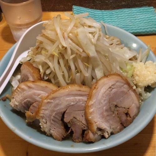 「豚増しラーメン」@ラーメン慶次郎 本店の写真