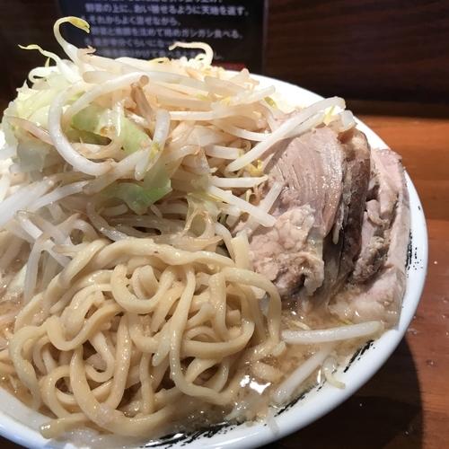 「ぽん酢 肉増し 800+240円」@のスた OSAKAの写真