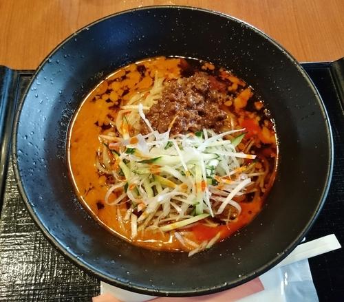 「冷汁担々麺(夏季限定) 850円」@一番太鼓の写真