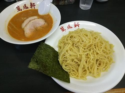 「味噌つけ麺」@萬馬軒 諏訪店の写真