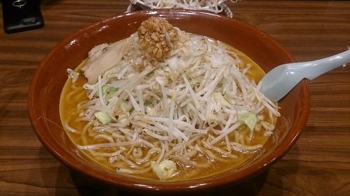 「味噌ふじ麺750円+伝説500円」@東池袋大勝軒 うさぎ家の写真