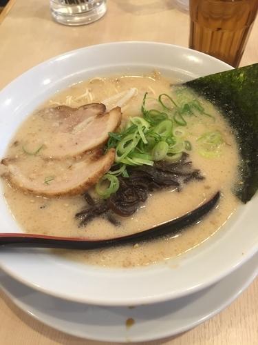 「細麺 白」@天然の味 大塚らーめんの写真