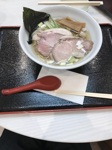「鳥塩 チャーシュー」@麺処 景虎 produced by ほん田の写真