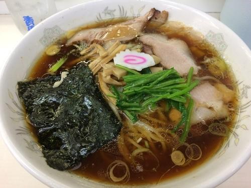「青島ラーメン」@青島食堂 秋葉原店の写真