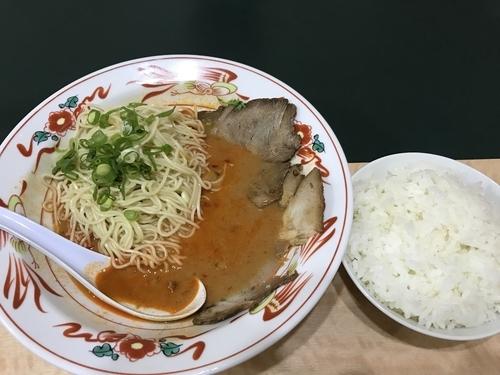 「汁無し担々麺 with R(ice)」@大王の写真