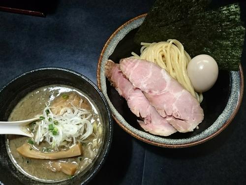 「【5周年限定】特製濃厚つけ麺」@麺処 晴の写真