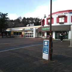 中央自動車道 駒ヶ岳S.A.スナックコーナー(上り)の写真