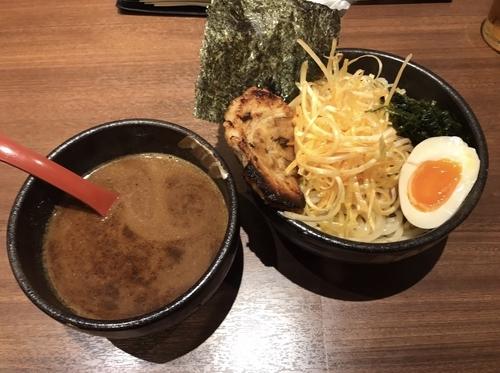 「伊勢味噌つけ麺」@麺場 田所商店 高崎店の写真