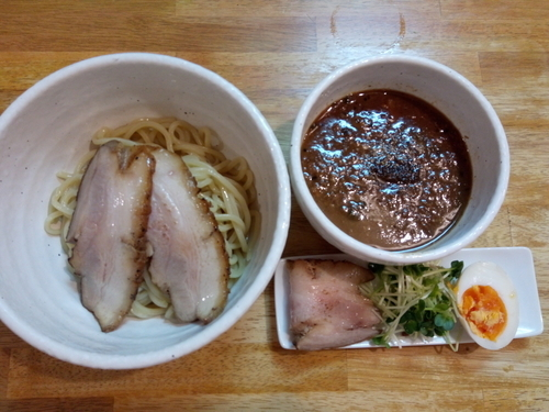 「つけ麺 KURO」@KÜCHEの写真