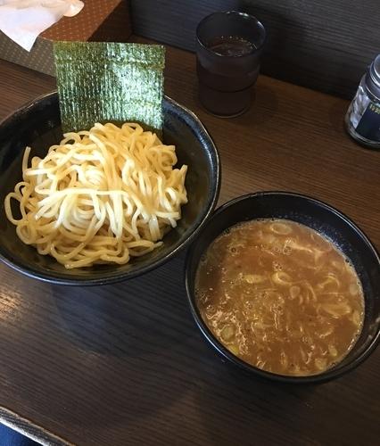 「つけ麺」@らーめん びし屋の写真