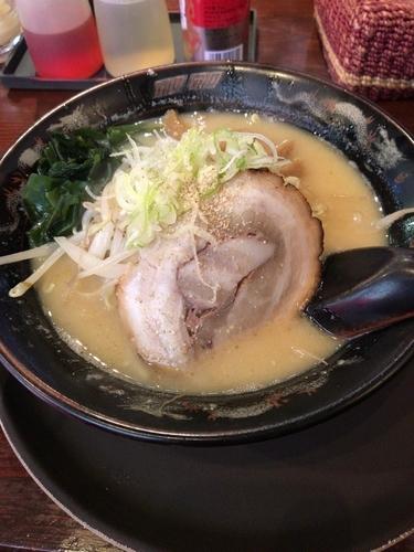 「北海味噌ラーメン(800円)」@味源 小平店の写真
