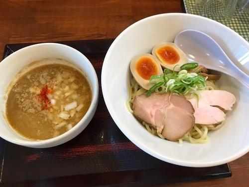 「鶏にぼつけ麺 880円」@麺処 瓢たん。の写真
