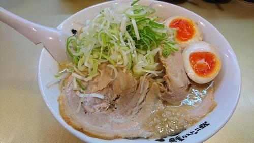 「しょう油味玉子ラーメン」@超ごってり麺 ごっつの写真