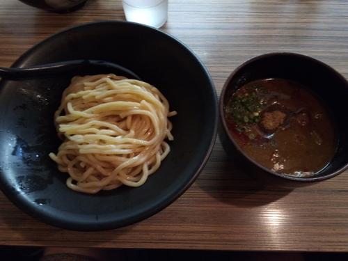 「吟醸味噌つけ麺」@吟醸らーめん 久保田 本店の写真