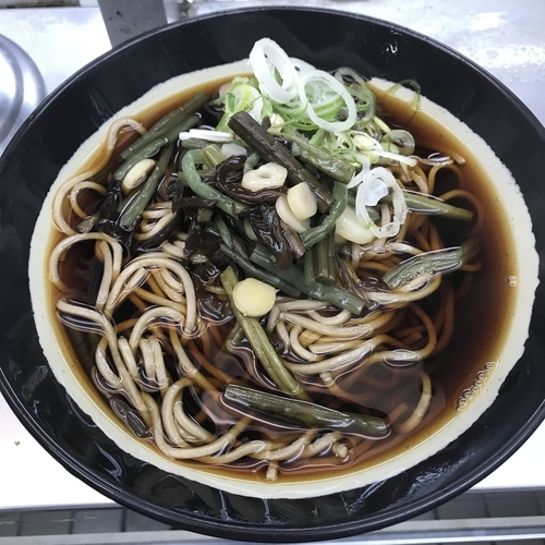 「山菜(¥390)」@日栄軒の写真