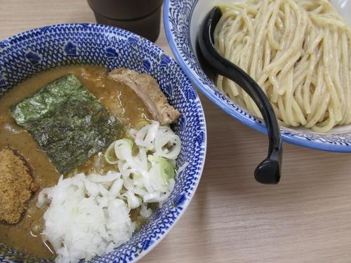 「つけ麺(並) 「840円」」@狼煙 大宮店の写真