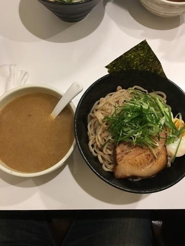 「つけ麺(大)カレー味」@KINGの写真