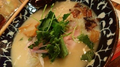 「鶏そば800円」@鶏そば HIBARIの写真