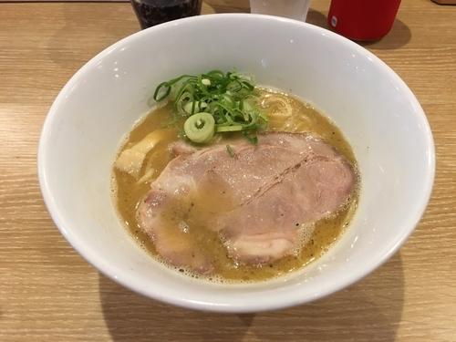 「鶏白湯らーめん750」@コムギノキラメキの写真