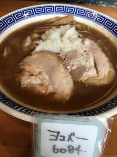 「秋刀魚蕎麦」@柴原の写真