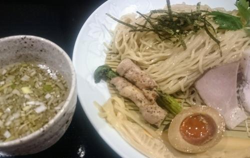 「特製塩つけ(限定、1050円)」@和風鶏そば kouseiの写真