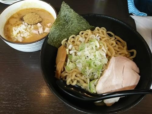 「味噌つけ麺 ※クーポンで500円 (大盛り)」@麺匠 真武咲弥 松本店の写真
