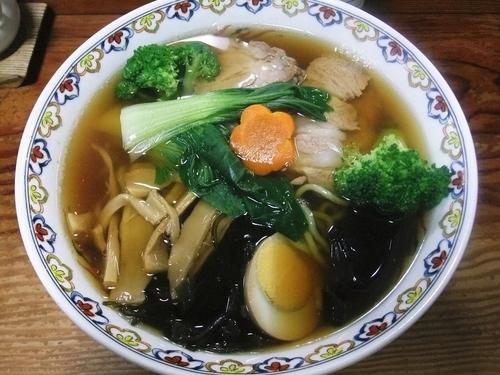 「中国麺(850円)」@なにやの写真
