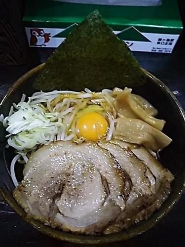 「汁なしちゃーしゅー」@麺屋ひじりの写真