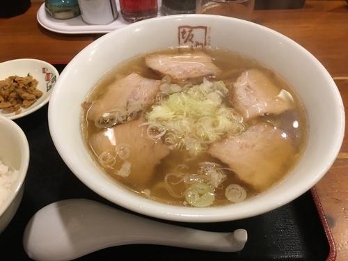 「喜多方ラーメン」@喜多方 坂内食堂 京都店の写真
